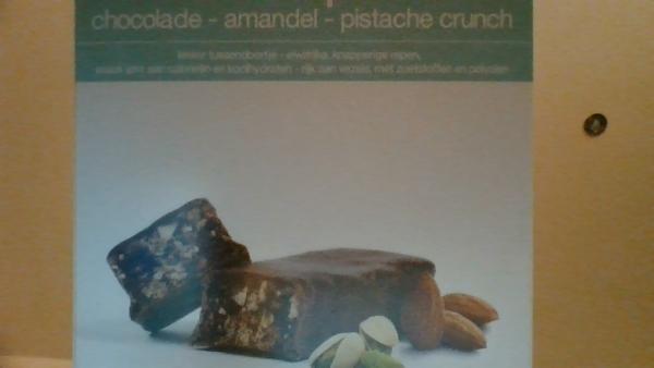 Reep pistache crunch